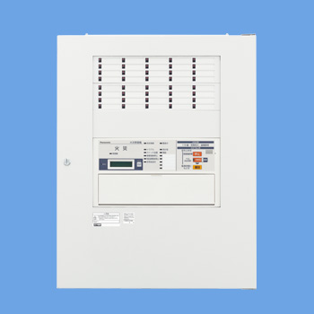 【店頭受取対応商品】パナソニックの防災システム BVF1160HK パナソニック フレキシブルP-1シリーズ P型1級受信機 60回線 壁掛型