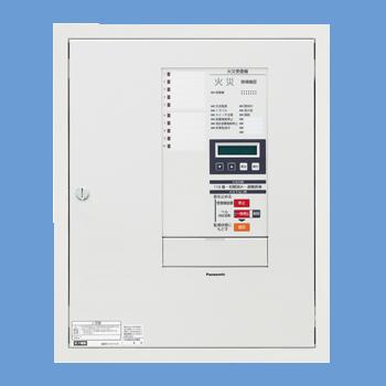 BVJ101101K パナソニック シンプルP-1シリーズP型1級受信機10回線埋込型内器