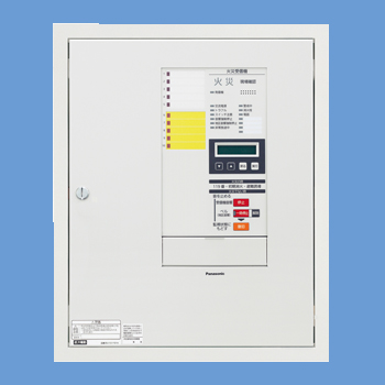 BVJ30101K パナソニック シンプルP-1シリーズP型1級複合受信機10回線埋込型内器