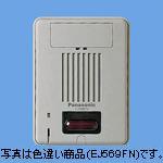 EJ569AN パナソニック 警報表示器(遠隔試験端子付)(露出型)(ブラウン)【電池屋の日対象】
