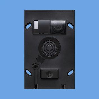 EJ9620 パナソニック マンションHA Vシリーズ用 カラーカメラ付ドアホン子器内器(3線仕様・遠隔試験機能付)