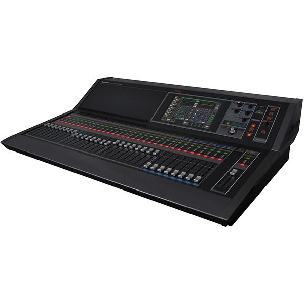 WR-DX400 パナソニック 音響設備 デジタル/アナログ技術を凝縮した常設用コンソールタイプ デジタルミキサー