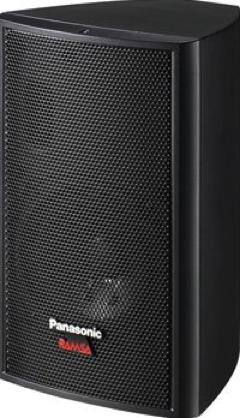パナソニック(Panasonic)音響設備 WS-M10T-K 12cmコーン形スピーカー 特価販売中|電池屋