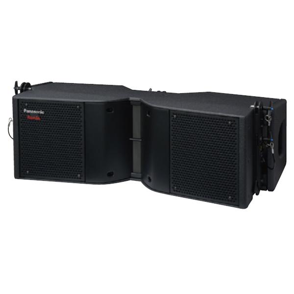 【受注生産】WS-LA500A パナソニック 音響設備 20cm×2 2ウェイバスレフ形ラインアレイスピーカー【代引不可】【時間指定不可】【電池屋の日対象】