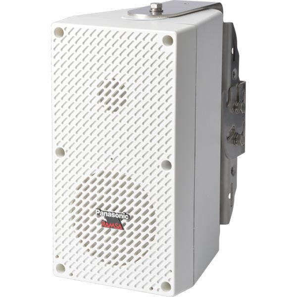 WS-LB301 パナソニック 音響設備 ワイドレンジ・高音質を実現する屋外用2ウェイコンパクトタイプスピーカー【電池屋の日対象】