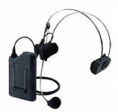 パナソニック(Panasonic)音響設備 WX-4360B 800MHz帯PLLヘッドセット形 ワイヤレスマイクロホン | イベント | お祭り | 運動会 | 司会 | 講演 | セミナー | 会議【電池屋の日対象】
