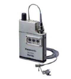 パナソニック(Panasonic)音響設備 WX-TB831 800MHz帯2ピース形ワイヤレスマイクロホン   イベント   お祭り   運動会   司会   講演   セミナー   会議
