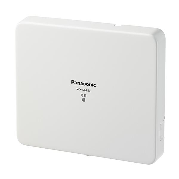 WX-SA250 パナソニック 音響設備 1.9 GHz帯 デジタルワイヤレスマイクシステム ダイバシティ受信方式ワイヤレスアンテナ【電池屋の日対象】