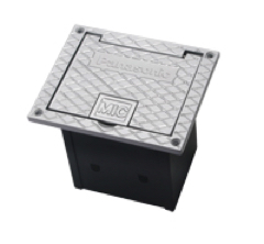 WZ-CB160 コネクター用ボックス 床埋め込み型 パナソニック 音響設備【電池屋の日対象】