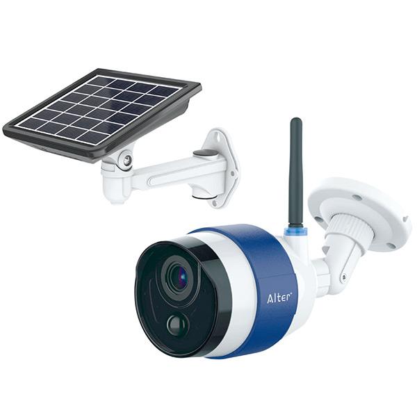 【5月おすすめ】AT-740 キャロットシステムズ 電源不要のソーラーバッテリー式!SDカード録画機能 ネットワーク遠隔監視対応 赤外線屋外防犯カメラ | 監視カメラ | 遠隔監視 | 防犯カメラ