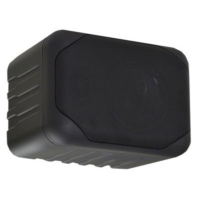 AV-635II/AHD オースミ電機 MASSIVE 100mmフルレンジスピーカーにフルHD画質のAHD防犯カメラを内蔵! 防犯カメラ内蔵スピーカシステム