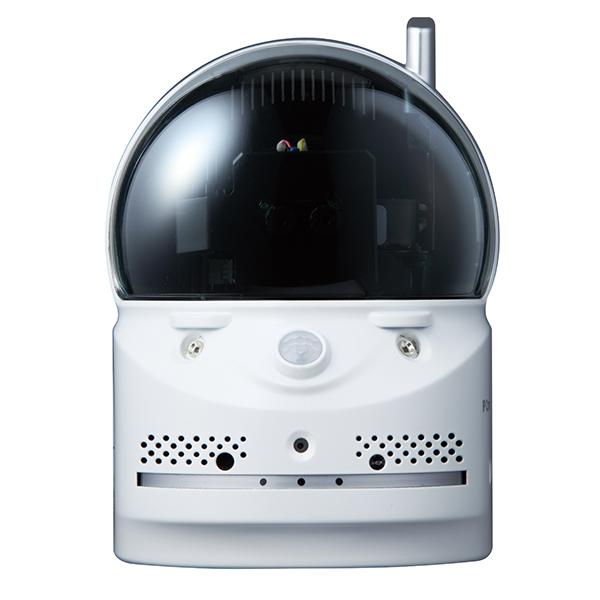 IPC-07w SolidCamera Viewla 多彩な機能でバッチリ防犯!メガピクセルIPネットワークカメラ | ネットワークカメラ | IPカメラ | WEBカメラ | 防犯カメラ | 監視カメラ | 遠隔監視