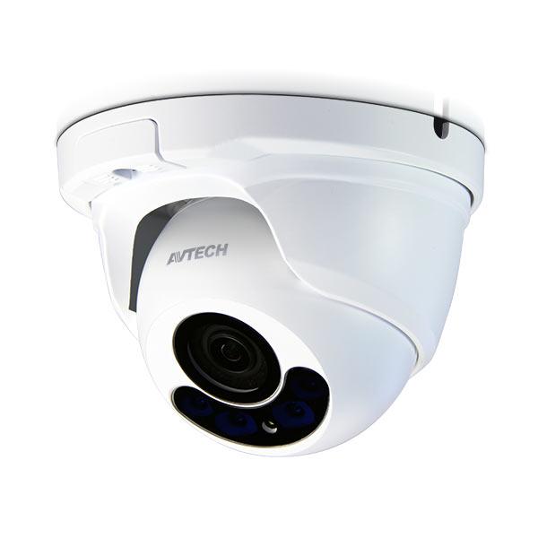 ITC-DG207 アイ・ティー・エス フルハイビジョン画質!屋外設置対応 f2.8-8mm電動式バリフォーカルレンズ採用 赤外線付 HD-TVIドームカメラ