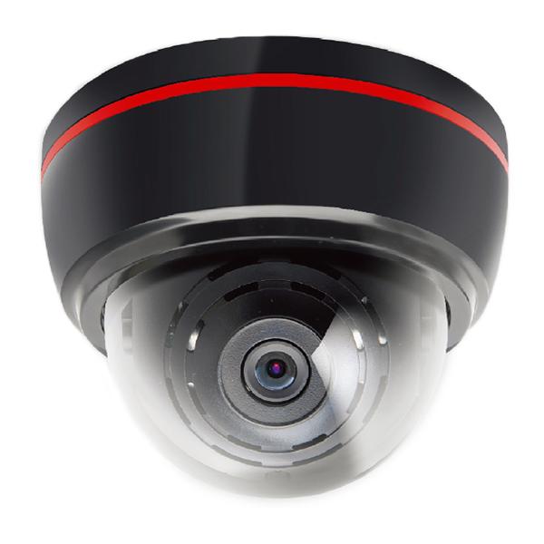 【納期未定】LK-790 SDカードに直接録画可能!フルハイビジョンドームカメラSDXCカード64GB付属