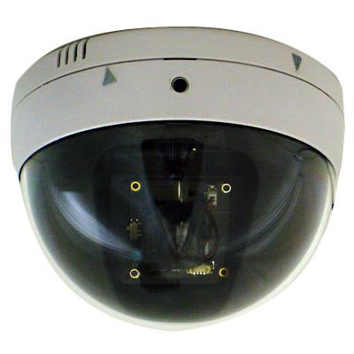 NC-500PD 名古屋製作所 500GBハードディスク内蔵!メガピクセルドームカメラ