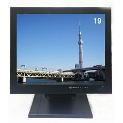 【エントリーでポイント5倍!】AMT-19 I.T.S. 高画質19インチTFT液晶モニタ HDMI・VGA入力端子搭載