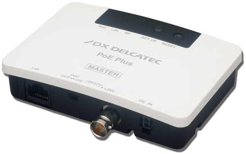 EOCP10M1  DXアンテナ 給電機能付IPカメラアダプター マスター(親機)