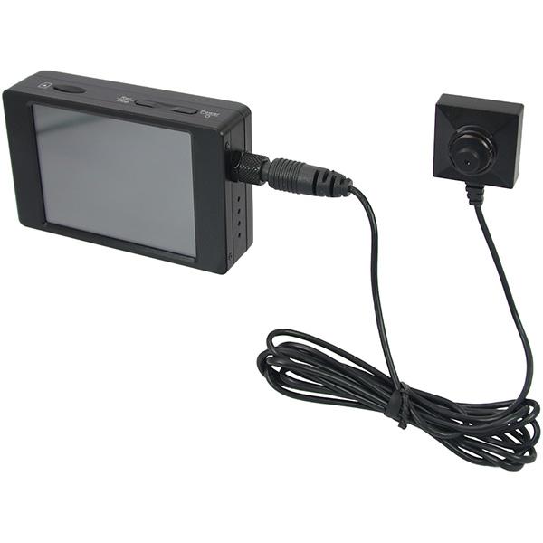 【4月おすすめ】PMC-7S サンメカトロニクス フルHD録画対応!Wi-Fi機能搭載 特殊監視カメラ&レコ-ダ-セット | 監視カメラ| 防犯カメラ