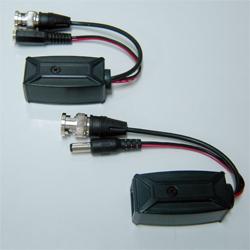TTP111HDP-LK 先進の防犯システム HD-TVI / HD-AHD / HD-CVI対応 映像/電源伝送ユニット | 防犯カメラ | 監視カメラ | LANケーブル | ツイストペア | 延長