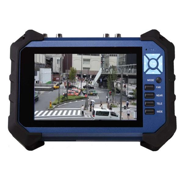XPCLD-07K-HD HD-SDI・3G-SDI・アナログカメラ対応!アングル確認に便利な7インチ現場用モニタ