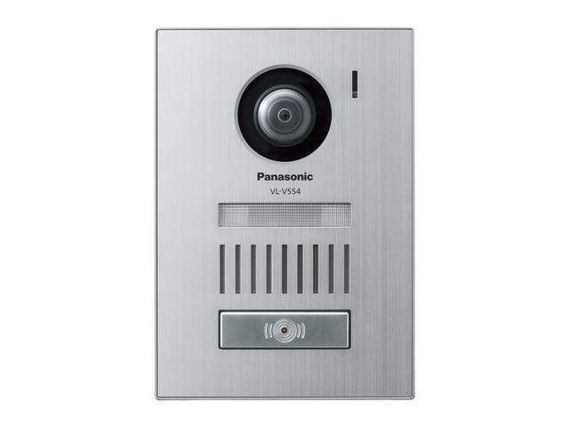 VL-V554L-S パナソニック カラーカメラ玄関子機【電池屋の日対象】