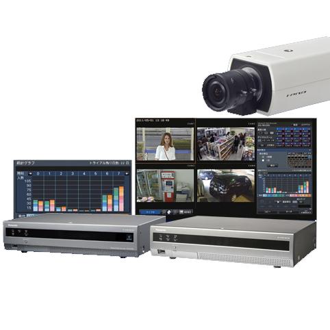 【メーカー欠品中 パナ納期未定】WJ-NVF20JW ビジネスインテリジェンス拡張キット パナソニック(Panasonic) | カメラオプション