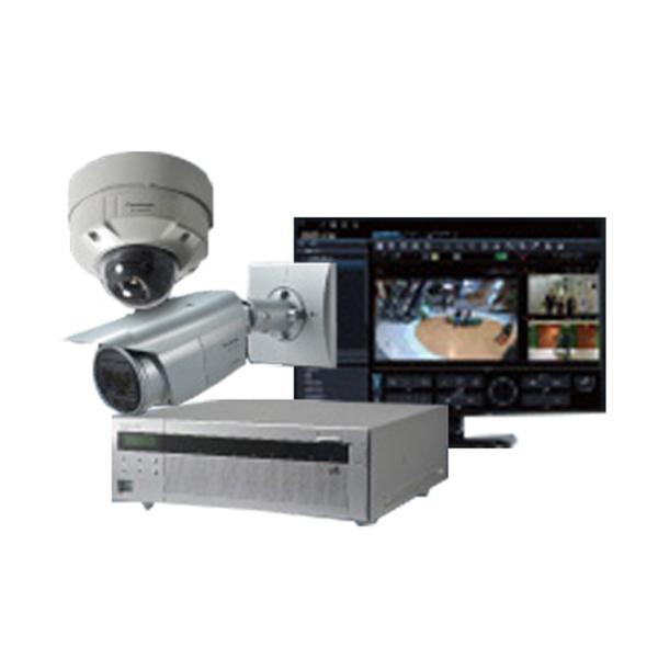 WJ-NXS04JW パナソニック アイプロ セキュリティー脅威から監視システムを守る!セキュア拡張キット カメラ4台対応