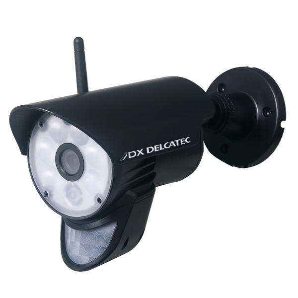 WSC610C DXデルカテック ワイヤレスフルHDカメラセット WSC610S用増設カメラ | ネットワークカメラ | IPカメラ | WEBカメラ | 防犯カメラ | 監視カメラ | 遠隔監視