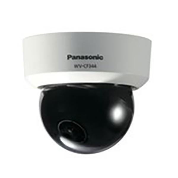 WV-CF344 カラーテレビカメラ <3.6 倍バリフォーカルレンズ付・取付金具別売> パナソニック(Panasonic)