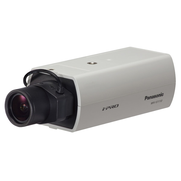 【あす楽対象】【1月おすすめ】WV-S1110V パナソニック アイプロ スマートコーディング技術でデータ量を大幅削減! ハイビジョン屋内ネットワークカメラ