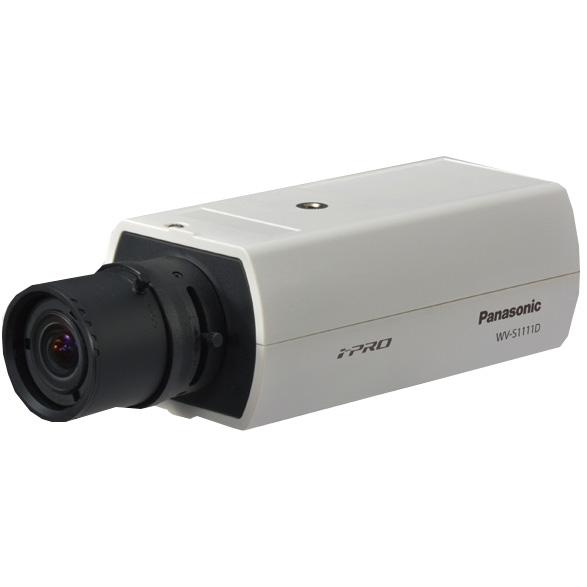 【メーカー欠品中 パナ納期未定】WV-S1111D パナソニック アイプロ アナログ出力対応 ハイビジョン屋内ネットワークカメラ