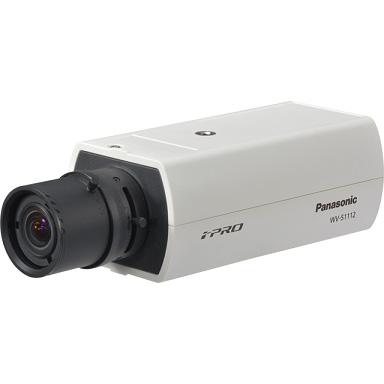 【メーカー欠品中 パナ納期未定】WV-S1112 パナソニック アイプロ インテリジェントオート(iA)機能により識別性を向上した屋内ネットワークカメラ