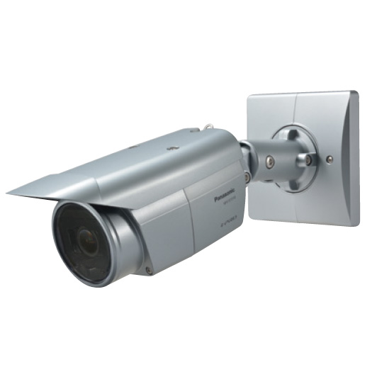 WV-S1510 パナソニック アイプロ インテリジェントオート(iA)機能により識別性を向上した ハイビジョン屋外ネットワークカメラ【電池屋の日対象】