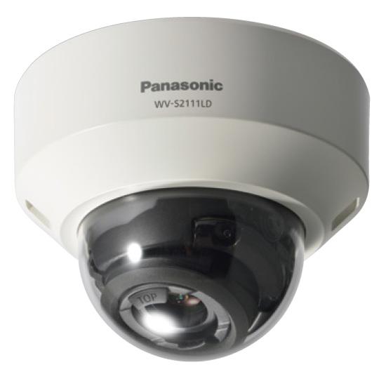 WV-S2111LD パナソニック アイプロ アナログ出力対応!ハイビジョン 屋内ドームネットワークカメラ【電池屋の日対象】