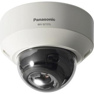 WV-S2131L パナソニック アイプロ インテリジェントオート(iA)機能により識別性を向上した 屋内ドームネットワークカメラ【電池屋の日対象】