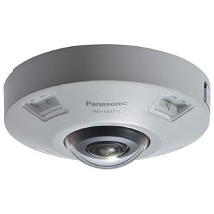 【メーカー欠品中 パナ納期未定】WV-X4571L パナソニック アイプロ 9メガピクセル!360°全方位ネットワークカメラ 屋外モデル