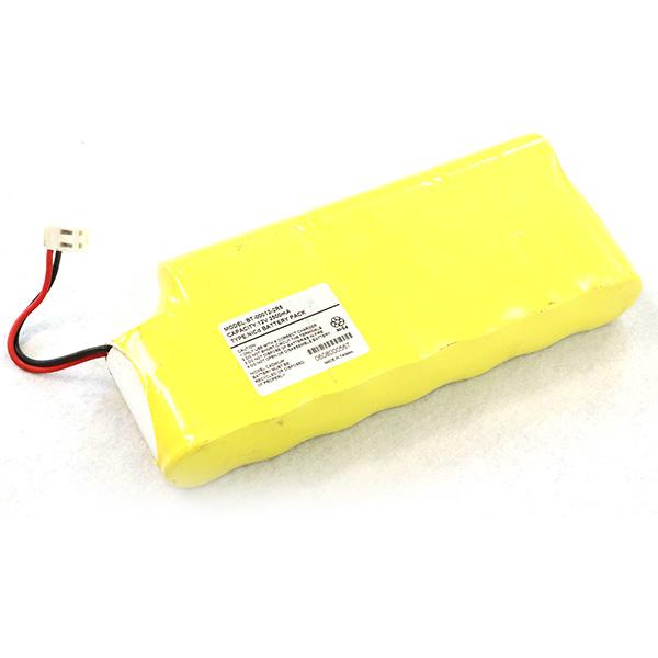 BT-00012-2R5相当品 1H2VE型 12V2500mAh リード線切りっぱなし (NRC1806)