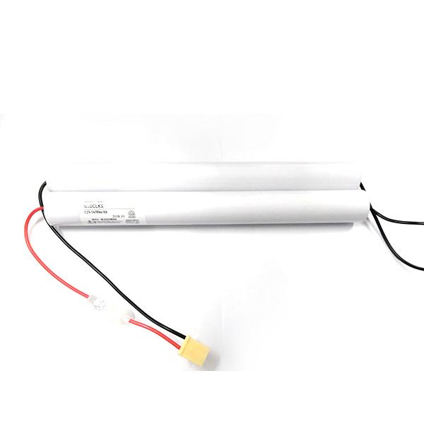 N10-CLK相当品(同等品)12V1650mAh コネクタ付 ヒューズ付 | 誘導灯 | 非常灯 | バッテリー | 交換電池 | 防災
