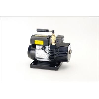 TA150FX-B イチネンTASCO オイル逆流防止弁付 高性能ツーステージ真空ポンプ