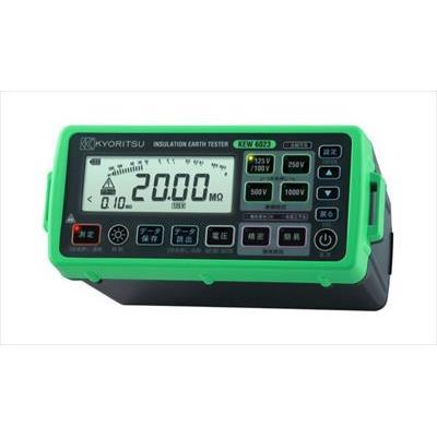 TA454KM イチネンTASCO デジタル絶縁・接地抵抗計
