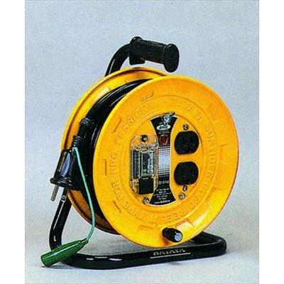 TA649A イチネンTASCO コードリール(漏電遮断器・アース付)