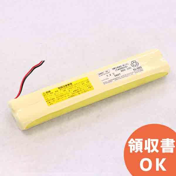 HR1AAC-6(1)相当品(同等品) SANYO相当品 1H3V型 L2型 ニッケル水素 7.2V950mAh リード線切りっぱなし (NRC1806)