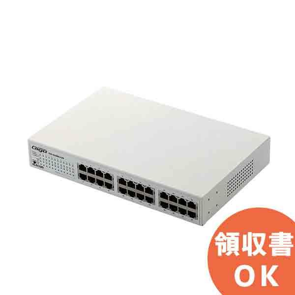 EHC-G24MN-HJW エレコム 1000BASE-T対応 スイッチングハブ 24ポート
