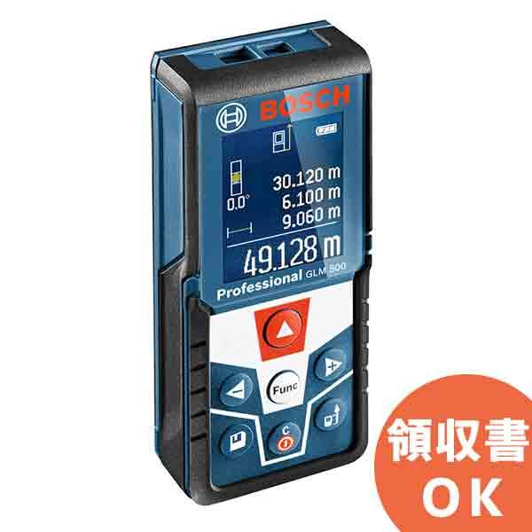 【店頭受取対応商品】BOSCHの電動工具 GLM 500 ボッシュ(BOSCH) レーザー距離計
