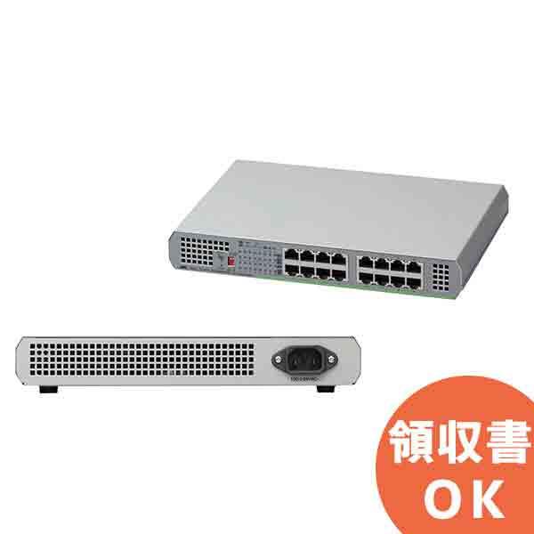 AT-GS910/16 アライドテレシス ギガビットイーサネット スマートスイッチ 16ポート