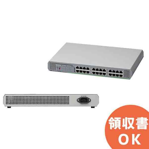 AT-GS910/24 アライドテレシス ギガビットイーサネット スマートスイッチ 24ポート