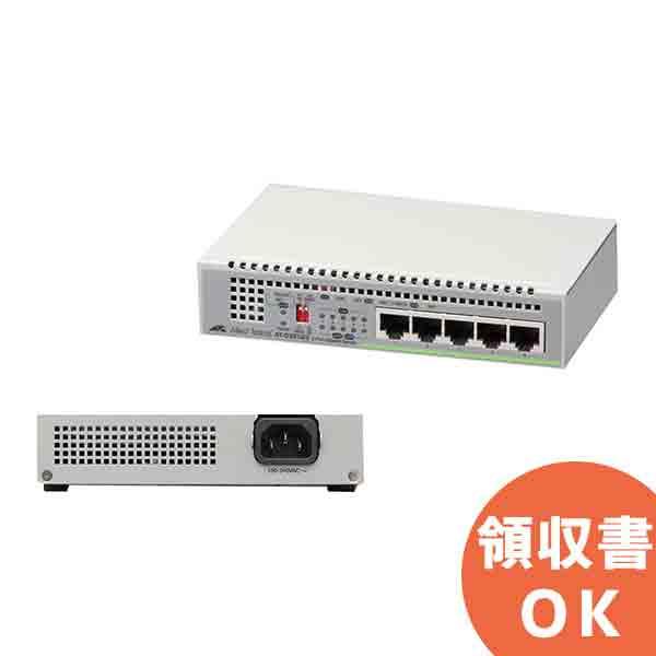 Allied 国内正規品 Telesisのネットワーク機器 AT-GS910 5 5ポート 送料無料激安祭 スマートスイッチ アライドテレシス ギガビットイーサネット