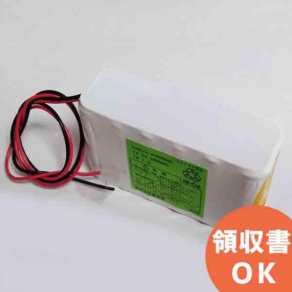 14.4V600mAh W型 ニカド(ニッケルカドミウム Ni-Cd)組電池製作バッテリー リード線のみ