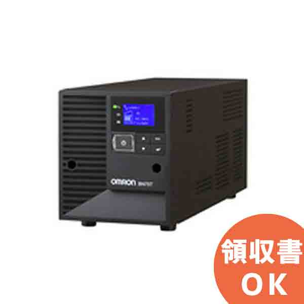 BN75T オムロン製 750VA 680W ラインインタラクティブ LCD搭載タワー型UPS | 無停電電源装置 | 停電対策 | 防災 | 保守 | 保護 | 地震 | 雷 | カミナリ