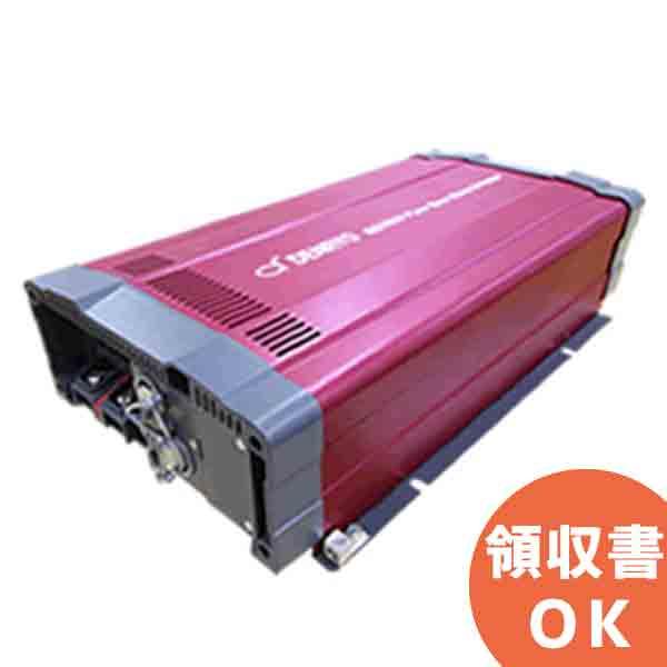 SD3500-112 電菱(DENRYO) 正弦波インバータSDシリーズ 12V 定格出力:3500W 出力拡張 並列機能 三相交流電源(Y結線) DC-AC